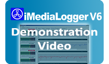 Watch a Live iMediaLogger Demo